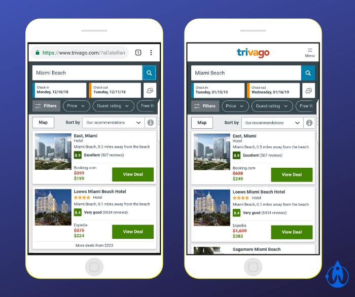progressive web app example