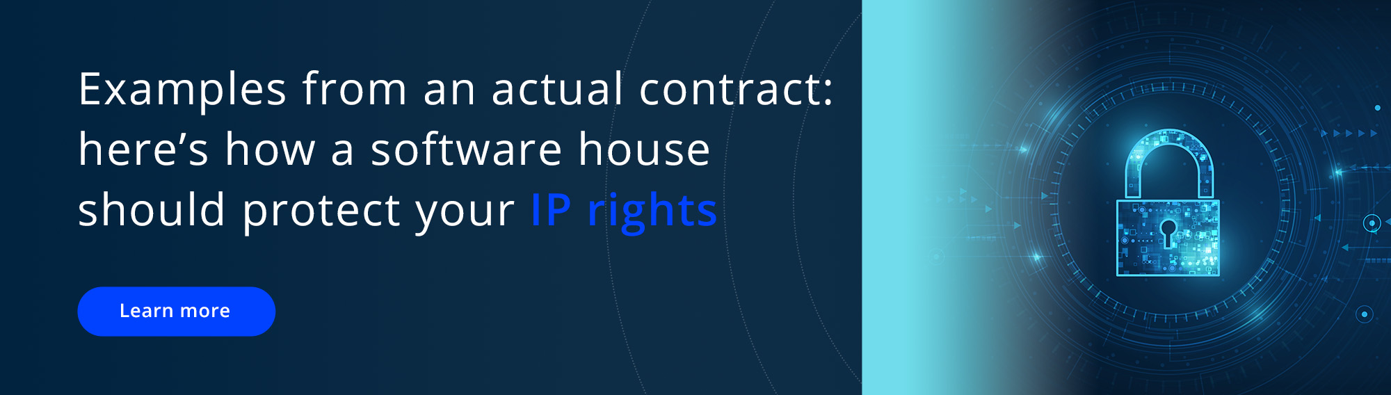 Software Development Outsourcing - Intellectual Property Protection