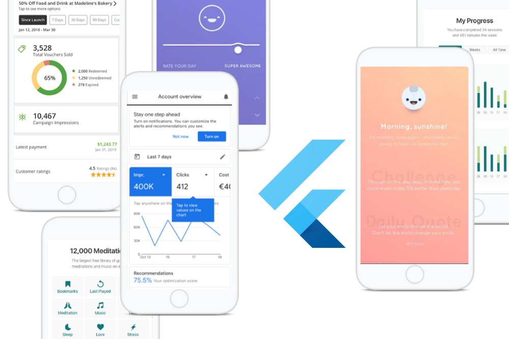 Flutter App Examples: 10 Successful Apps Built Using Flutter