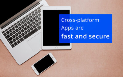 Are Cross-Platform Apps as Fast and Secure as Native Apps?