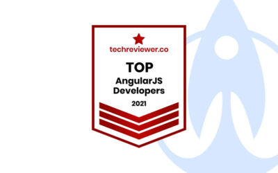 Appstronauts is Recognized by Techreviewer as a Top Angular Developer in 2021